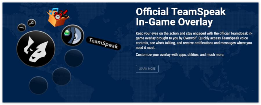 официальный сайт TeamSpeak