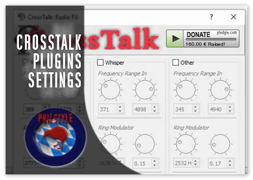 Радио плагин для Тим Спик 3
